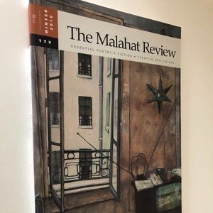 The Malahat Review Winter 2010 Issue 173